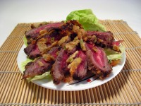 Deep-Fried Steak and Onions