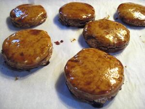 Glazed Senbei