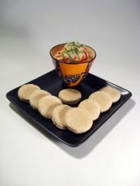 Soybean Hummus Daizu Hamosu