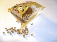 Package of soybeans