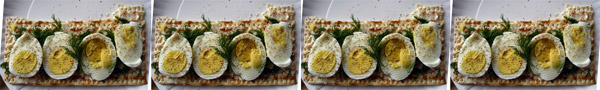 Matzo Egg Sandwich 1tess