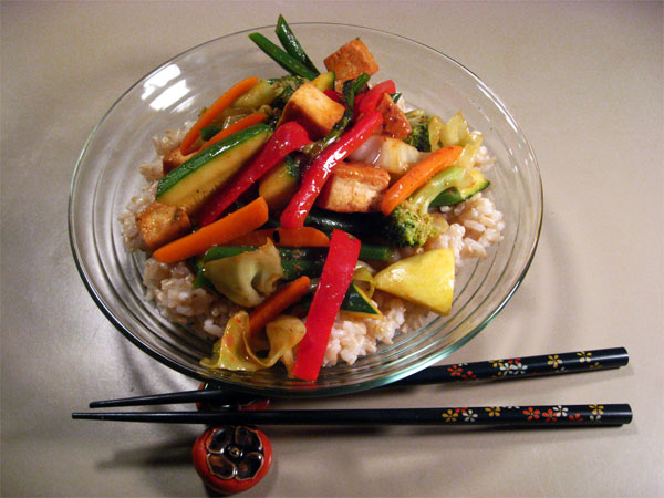 Summer Vegetable Stir-Fry Recipes — Dishmaps