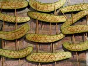 Nasu-Dengaku-skewers