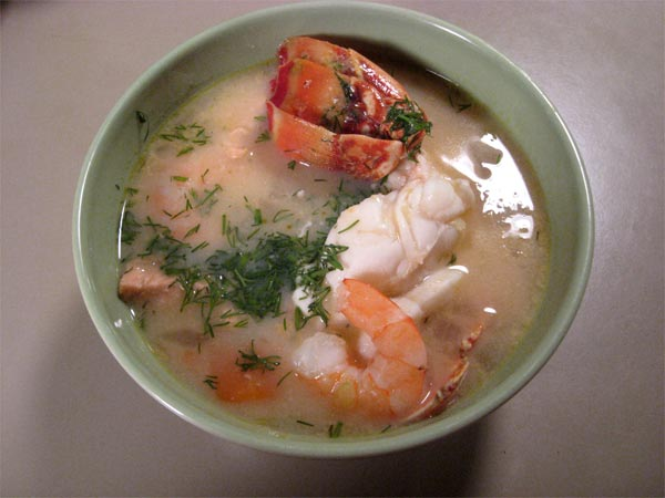 Lobster and Shrimp Miso Soup | Tess's Japanese Kitchen