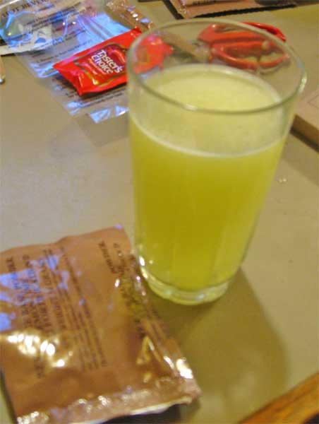 mre lemonade