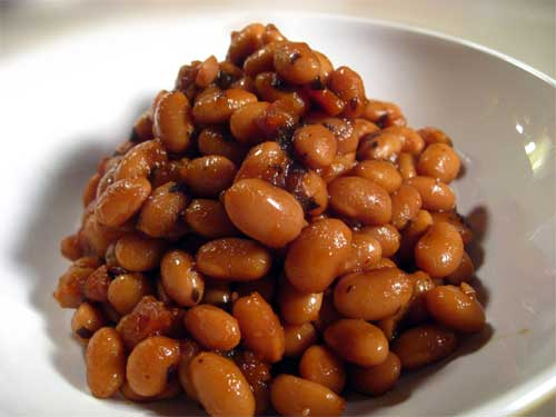 Japanese Boiled Soybeans Recipe