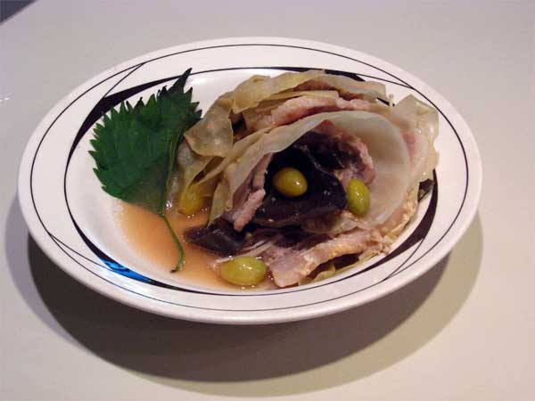 japanese stuffed cabbage