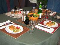 lasagne bolognese christmas dinner