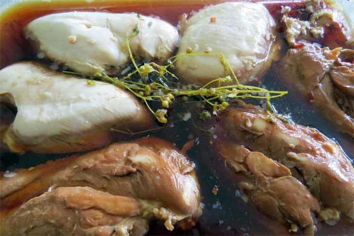 Hiroko shimbo recipes for chicken