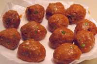 japanese chicken meatballs
