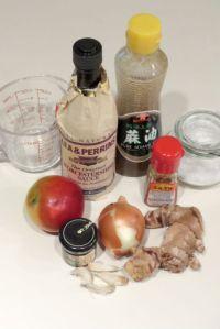 ginger pork ingediients_6236