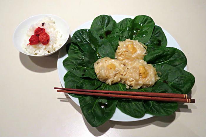 japanese chicken tofu dumpling_6877