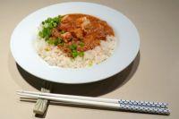 mabo tofu bowl